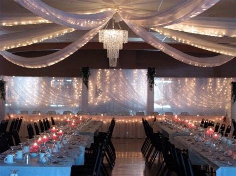 The 25  best Wedding ceiling decorations ideas on