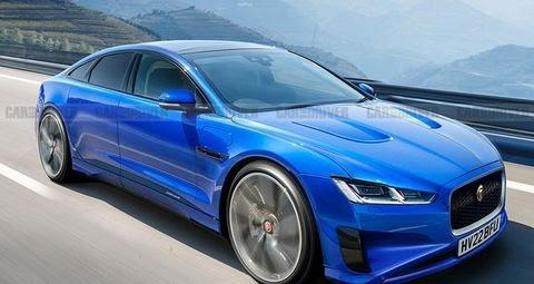 The New Jaguar All Models