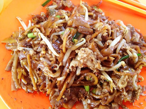 Hill st char Kway teow
