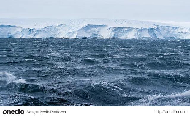 En Rüzgarlı Yer - Commonwealth Körfezi, Antartika