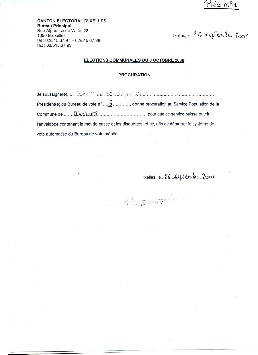 Exemple De Lettre Pour Une Procuration   Covering Letter ...