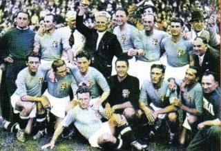 A História das Copas - 1938