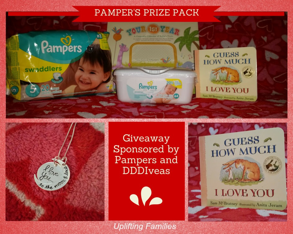 New Age Mama Pampers Prize Pack Giveaway