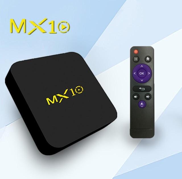 f8a325cb72d MX10 4GB RAM 32GB ROM Android 8.1 TV Box HDMI 2.0 RK3328 Quad Core 2.4Ghz  WIFI BT4.0 Set-Top BOX 17.4 Smart 4K Media Player - Electronics Shop