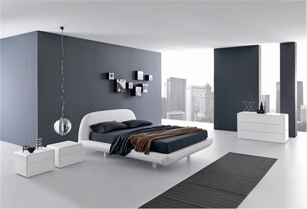 18 Modern Minimalist Bedroom Designs