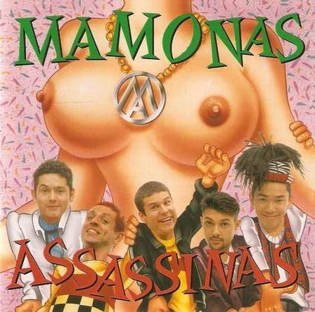 Seios que ilustram a capa do CD da banda são inspirados na modelo