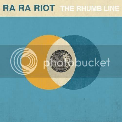 Ra Ra Riot - Rhub line