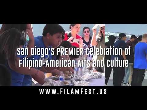 FilAmFest San Diego, CA: Oct27