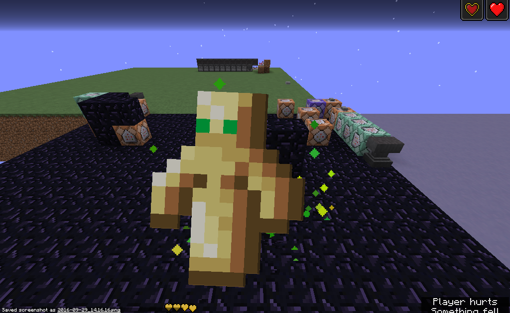 Minecraft Totem Of Undying Animation - Omong x