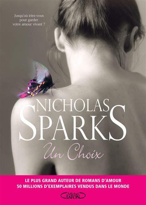 Nicholas Sparks UK The Choice