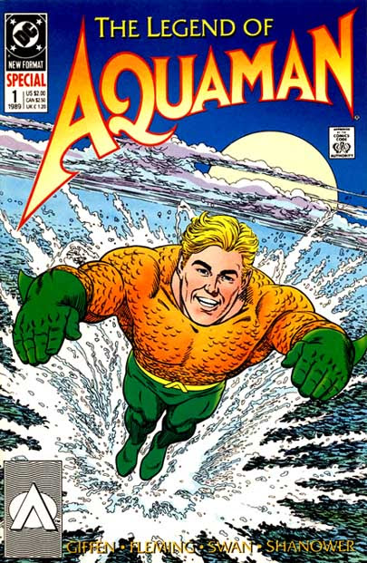 Image result for legend of aquaman special