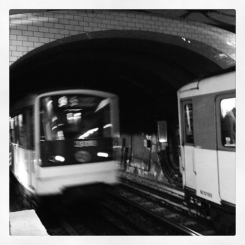 #flickr #ifrance #igersparis #igersfrance #instamood #iparis #photo #métro by Jean-Fabien - photo & life™