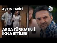 Fırat ve Naz, Arda Türkmen'in peşinde! - Aşkın Tarifi 3. Bölüm - KanalD