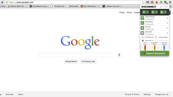 تتوفر لمتصفحات جوجل كروم، فايرفوكس، سفاري وأوبيرا.