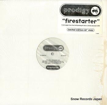 PRODIGY firestarter