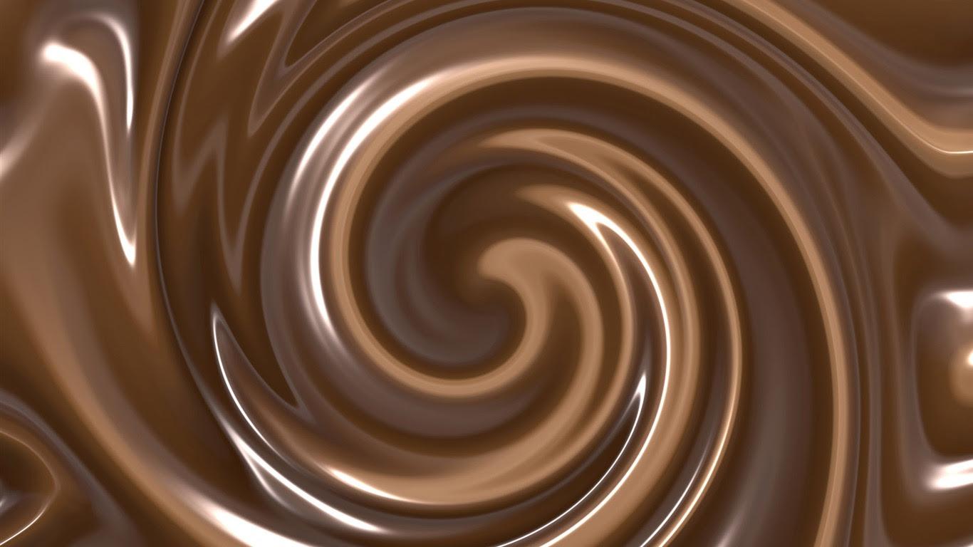 チョコレートクローズアップ壁紙 2 5 1366x768 壁紙ダウンロード