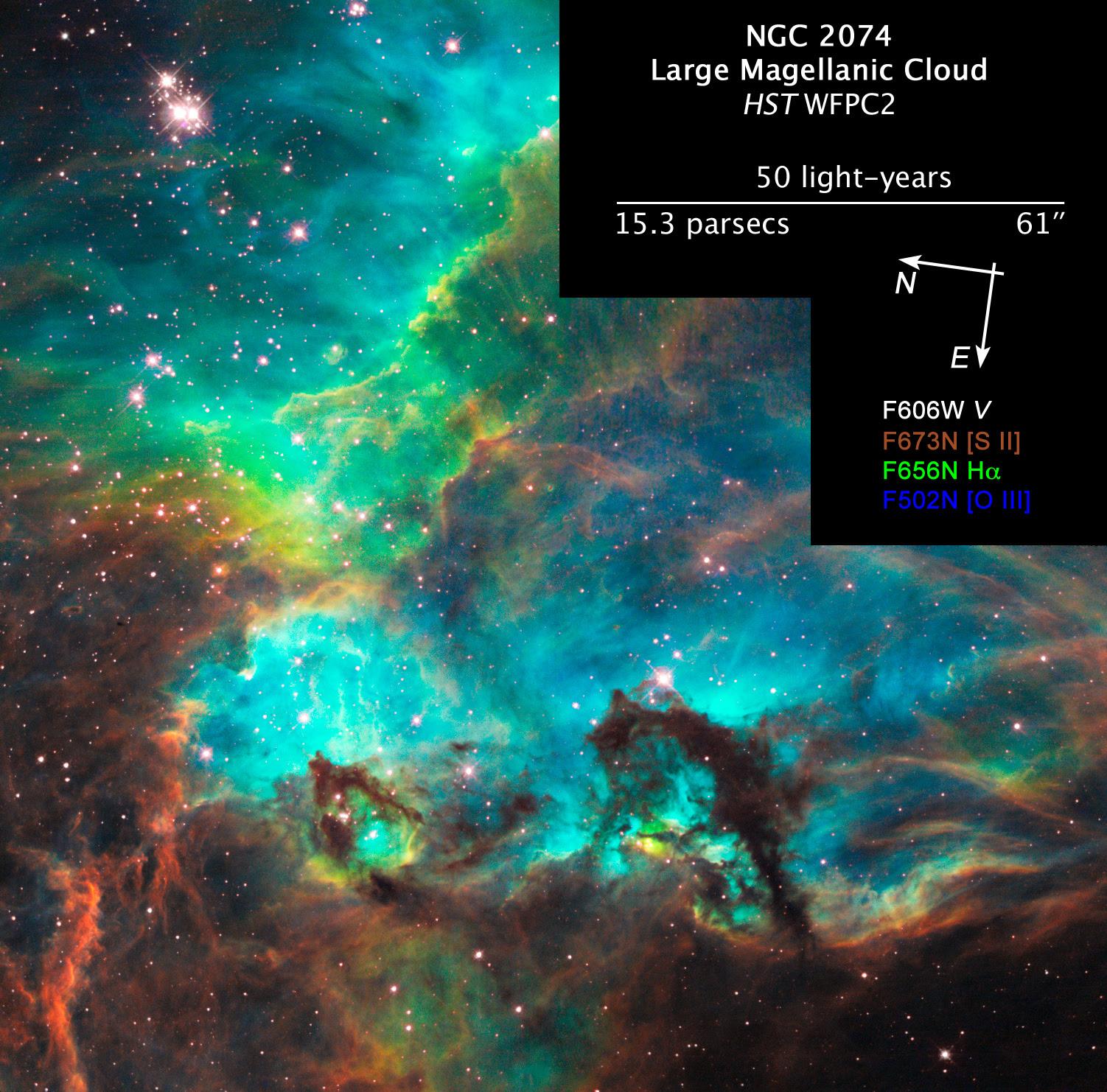 Hubble completa 100,00 órbitas a la Tierra