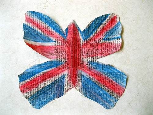 Queen's Jubilee Butterfly