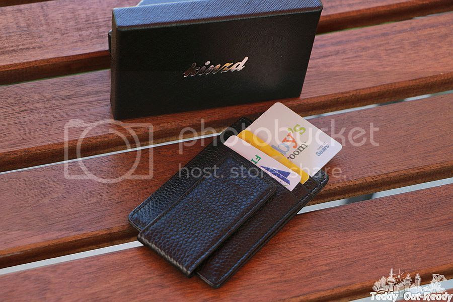 Kinzd Wallet Cash Holder