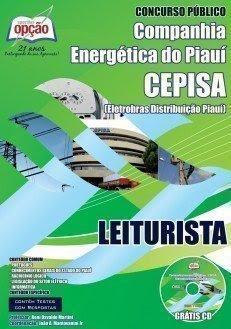 Apostila Eletrobras Companhia Energética do Piauí para LEITURISTA Concurso 2015