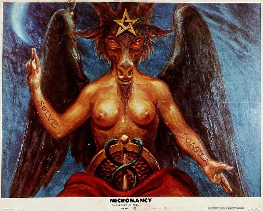 Necromancy (1972) aka The Witching