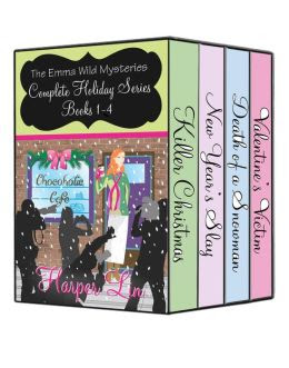 The Emma Wild Mysteries: Complete Holiday Series Books 1-4