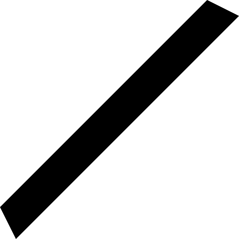 Rectangle Perspective In Diagonal Position Svg Png Icon ...