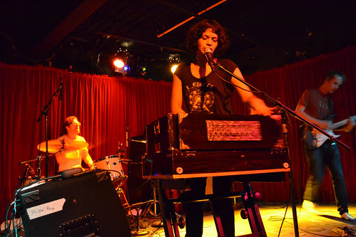 Shilpa Ray & Her Happy Hookers (4/28/11)