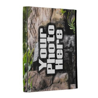 Color Picture iPad Book Case iPad Cases