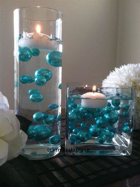 Best 25  Turquoise centerpieces ideas on Pinterest   Teal
