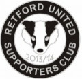 Retford United Supporters Club 2013/14 Supporters Club - Retford United Supporters Club 2013/14