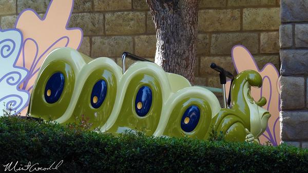 Disneyland Resort, Disneyland, Alice in Wonderland, Vehicle