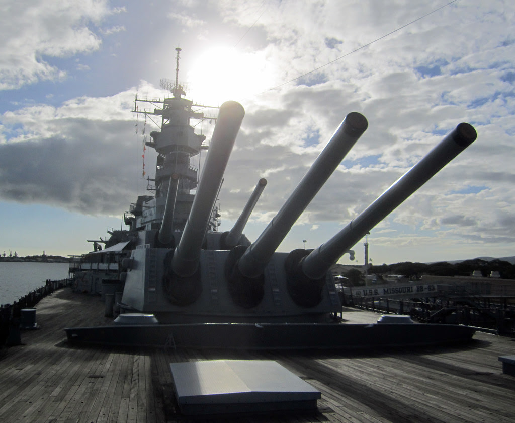Missouri Forward Guns