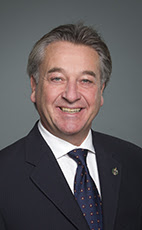 Photo - Jean R. Rioux - Click to open the Member of Parliament profile