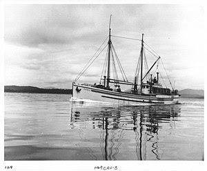 English: Fishing Boat Near Petersburg; halibut...