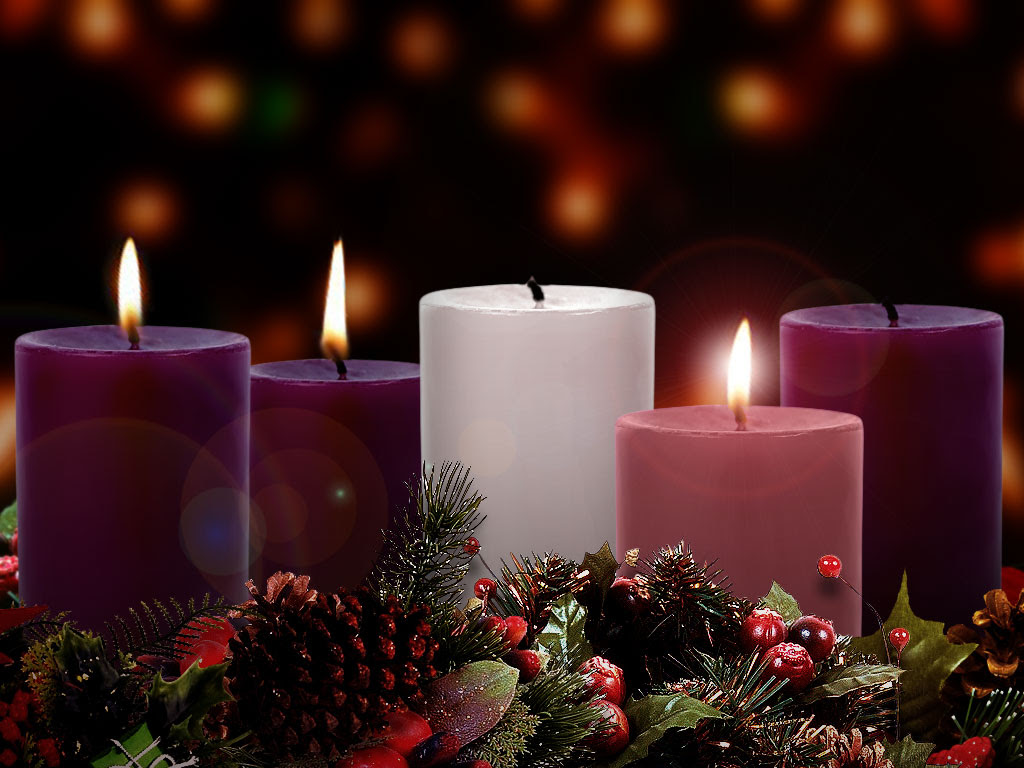 Image result for advent wreath 3rd sunday