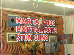 Martial Aids, Martial Arts, Stun Guns