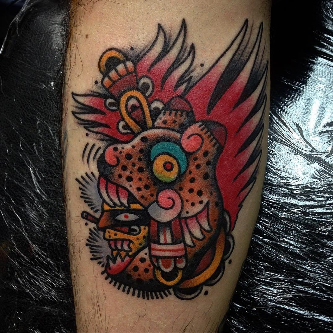 Tatuajes Prehispánicos Arte Milenario En La Piel Galería