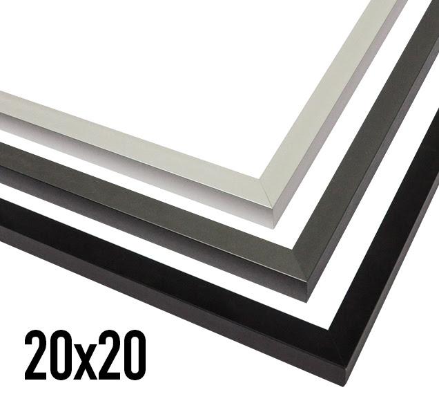 20 X 20 Empty Metal Frame