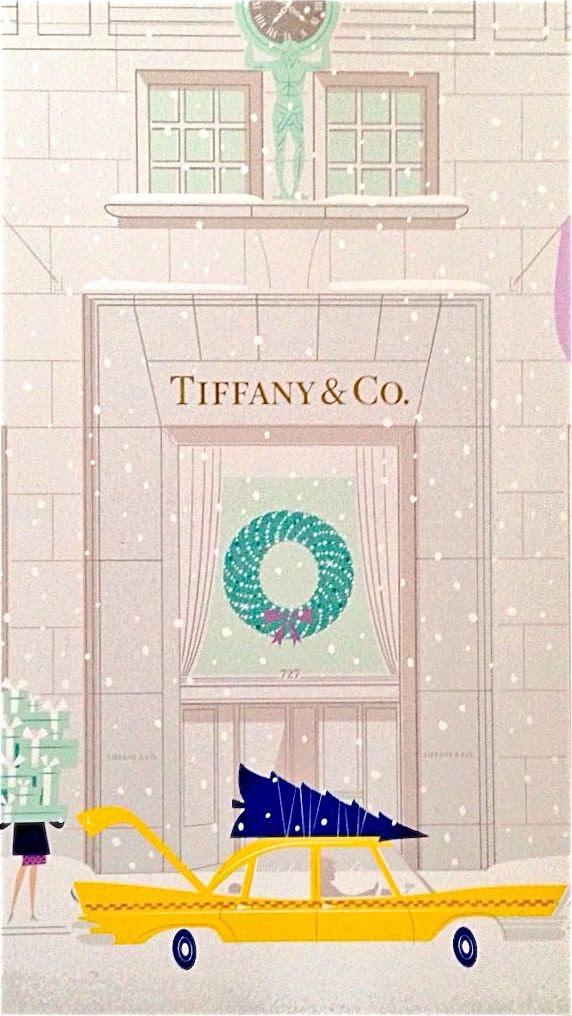 クリスマス ティファニー クリスマス めちゃ人気 Iphone壁紙dj