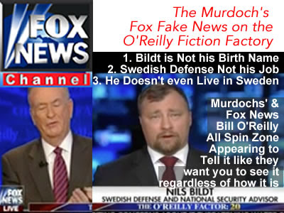 fox news lies fox news liars bill oreilly racist racism
