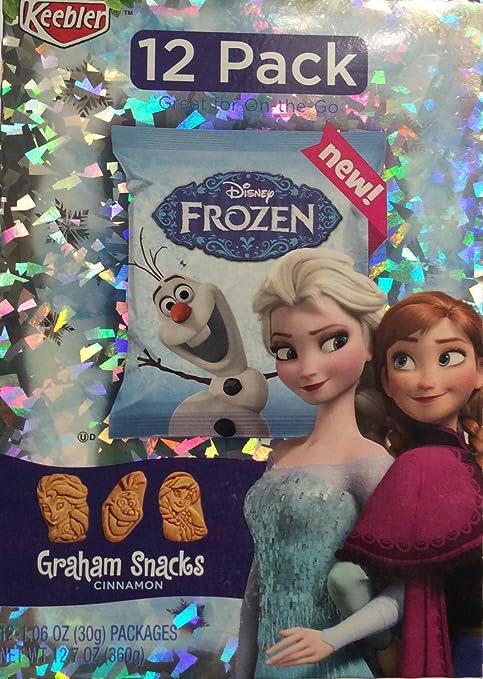 Keebler Frozen Grahams Caddy, 12.72 Ounce