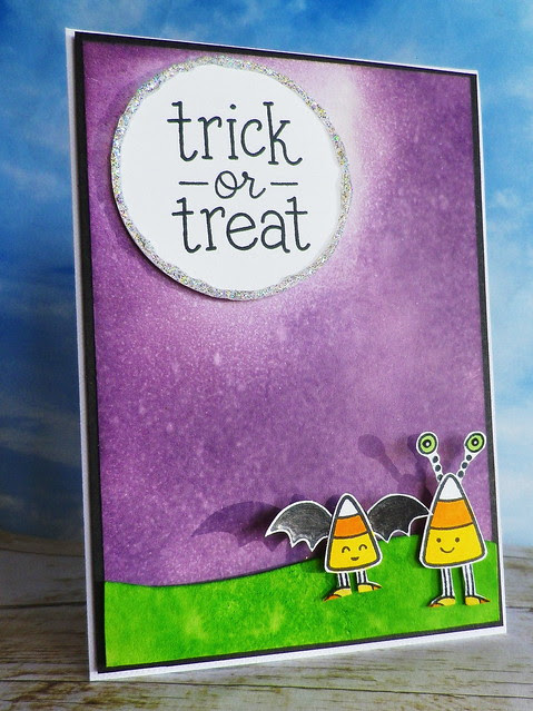 Trick or Treating Candy Corn