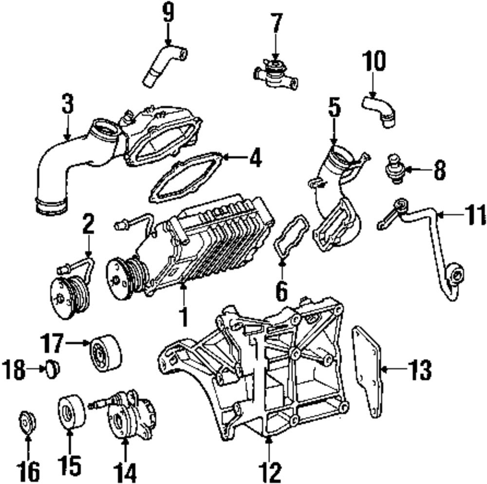 Mercede Slk230 Kompressor Fuse Diagram
