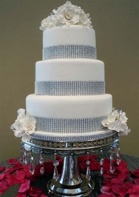 Fondant Wedding Cakes: How To Making and Cooking!   Elasdress