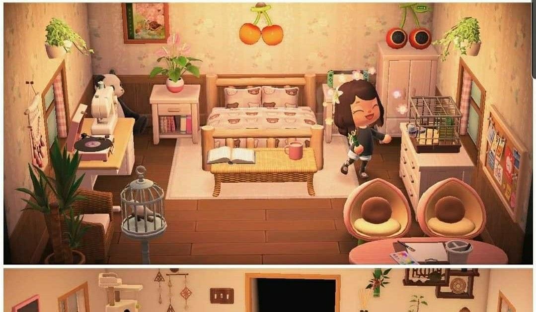 House Decorating Ideas Animal Crossing New Horizons - Home ... on Animal Crossing Bedroom Ideas New Horizons  id=12394