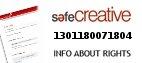 Safe Creative #1301180071804