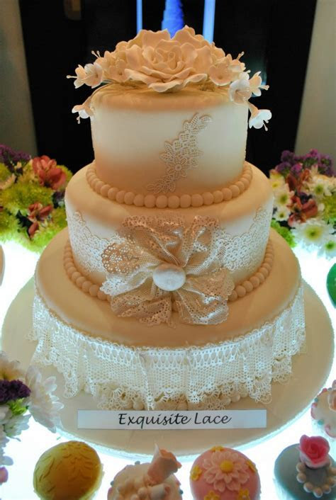 Newest Wedding Cakes from Goldilocks   Goldilocks Bakeshop