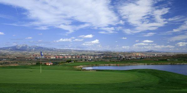 Campo de golf de Logroño