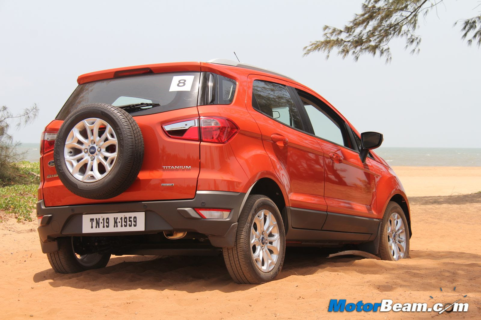 Ford Ecosport 10 Litre Ecoboost Review